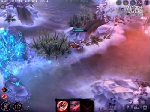 虚荣狐妖塔卡实战视频分享 超神之路势不可挡