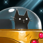 老水晶矿中的猫咪