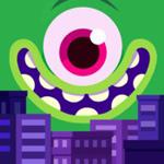 怪兽吃了我的城市