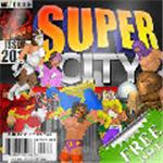 超级城市:英雄卡