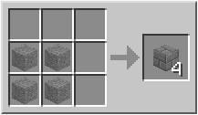 我的世界石砖合成攻略 石砖怎么合成