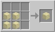 我的世界砂岩合成方法介绍