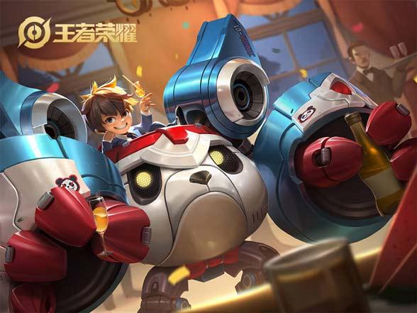 刘禅绅士熊猫